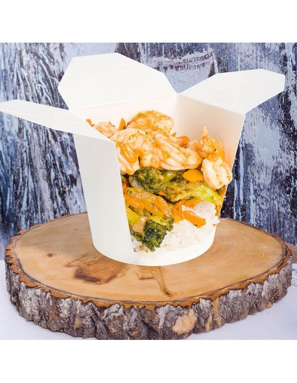 Креветки с овощами wok  ( 350 гр.)